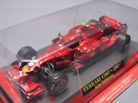 Ferrari Collection F1 F2007 Kimi Raikkonen 1/43 Scale Mini Car Display Diecast 3