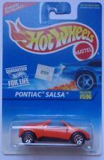 1996 Hot Wheels Pontiac Salsa Col. #596 (7 Spoke Hub Wheels)