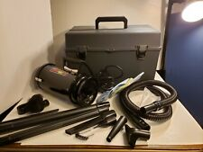 Metrovac DataVac,computer cleaner, 2Pro series w/case &2 filters all accessories