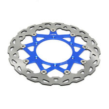 320MM Motorcycle Front Floating Brake Disc Rotor For YAMAHA YZ250 WR250F YZ250F