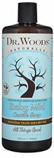 Dr. Woods Baby Mild Unscented Liquid Castile Soap w/Organic Shea Butter 32oz
