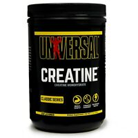 UNIVERSAL ANIMAL Creatine Monohydrate 100% Pure Micronized Creapure Creatine