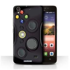 Étuis, housses et coques noirs brillants pour téléphone mobile et assistant personnel (PDA) Huawei
