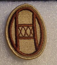ARMY PATCH  30TH INFANTRY DIVISION , DESERT