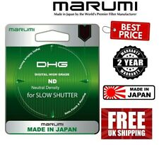 Marumi DHG 62mm ND8 Neutral Density Filter DHG62ND8 (UK Stock)