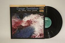 "London Symphony Orchestra- Morton Gould- Danzas Fantasticas- 12"" Vinyl LP"