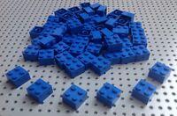 Lego Blue 2x2 Brick (3003) x10 *BRAND NEW City Star Wars Pirate Minecraft