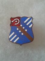 Authentic US Army 18th Field Artillery Regiment DI DUI Unit Crest Insignia NH