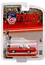 Greenlight - Ford Crown Victoria Police Interceptor FDNY