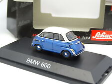 Schuco 1/43 - BMW 600 Bleue