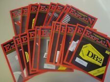 Explain – The National Forum of DB2 Users Magazines 1980's IBM Issues
