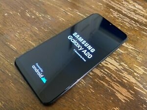 L@@K!! Great Phone! Samsung Galaxy A20 (Tracfone) Clean ESN Smartphone