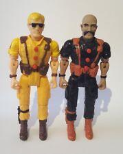 VINTAGE voice squad ACTIO FIGURES Toy Island 1991
