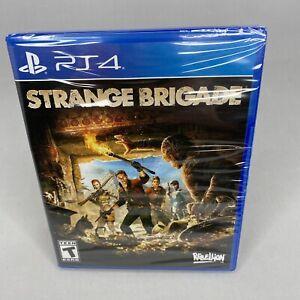 Strange Brigade PlayStation 4 PS4