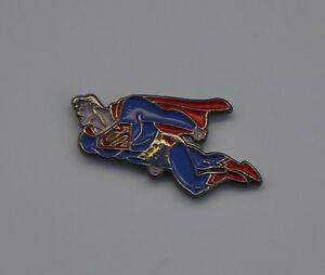 Superman Quality Enamel Pin Badge
