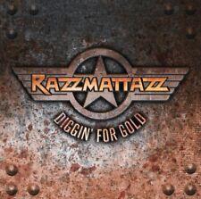 RAZZMATTAZZ - DIGGIN' FOR GOLD   CD NEU