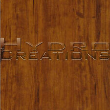 """HYDROGRAPHIC FILM HYDRO DIPPING WATER TRANSFER FILM PINE WOOD GRAIN 38.5"""" x 19"""""""
