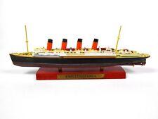 RMS LUSITANIA Transatlantic Boat 1:1250  Editions Atlas MODEL 05
