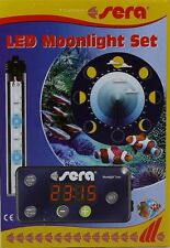 Sera Led Moonlight Set Clair de Lune pour Aquariums Eau Douce Mer Terrariums