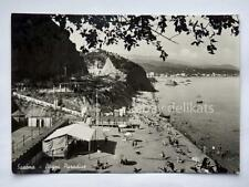 SAVONA Bagni Paradiso vecchia cartolina
