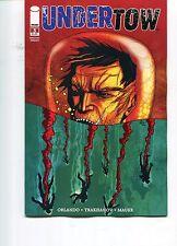 UNDERTOW #5 - ARTYOM TRAKHANOV ART & JM RINGUET COVER - IMAGE COMICS - 2014
