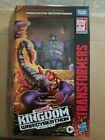 Transformers Predacon Scorponok Kingdom Deluxe Class War for Cybertron