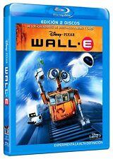 Pelicula Disney Blu-ray WALL-E Batallón de limpieza (edición especial) N...