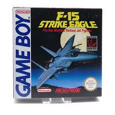 GameBoy | F-15 Strike Eagle OVP CIB | Nintendo Game Boy GB Spiel