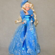 Barbie 1990s Doll Loose Fashion Clothes Gown Dress Wholesale Club Royal Romance