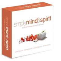 SIMPLY MIND & SPIRIT 4 CD NEW!