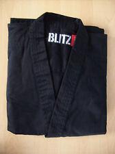 SUIT BLITZ PER BAMBINI NINJA Suit Nero Taglia 2 / 150 Cm Altezza 4 piedi 9IN a 5ft NUOVO