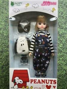 PEANUTS Snoopy × Licca Collaboration Doll w/ Accessories in Box Limited to 1500