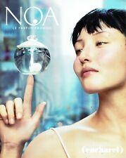 Publicité Advertising 089  2002  parfum Noa  par Cacharel
