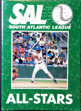 1993 South Atlantic League Play II All Star SEALED SET with ANDY PETTITTE