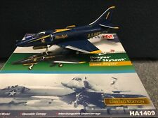 "1:72 HOBBY MASTER HA1409 A-4 Skyhawk US NAVY ""Blue Angels"""