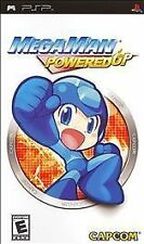 Mega Man Powered Up (Sony PSP, 2006)