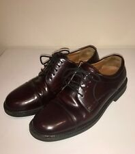 Johnston & Murphy 10 Men��s Brown Leather Shoes 020-1253