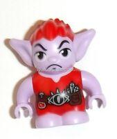 NEW LEGO Elves Roblin the Goblin Green Troll Minifig Minifigures 41181