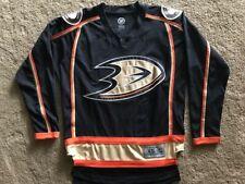 Anaheim Ducks Women's Premier NHL Jersey Team Black Size XS