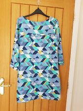 Lily and me Tunic dress with pockets Size 12 BNWT