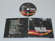 RONI TAILLE/RETURN TO V(V RECORDS VRECSUKCDLP01) CD ALBUM DIGIPAK