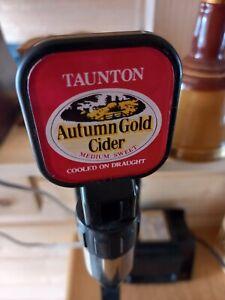 Cider beer pump