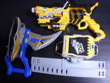 Kyoryuger Gabu revolver Gaburi changer Buckle set Power Rangers Dino Charge