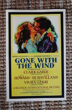 Gone with the Wind #3 Lobby Card Movie Poster