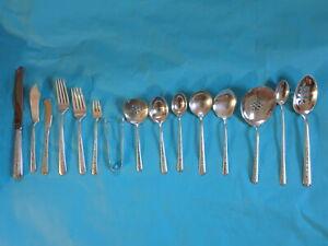 Towle Rambler Rose Sterling Silver Flatware CHOICE NO MONOGRAM VERY GOOD