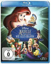 ARIELLE, DIE MEERJUNGFRAU: WIE ALLES BEGANN (Walt Disney) Blu-ray Disc NEU+OVP