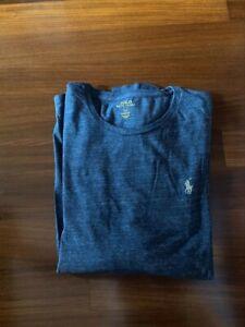 RALPH LAUREN L Maglia Uomo Polo Manica Lunga Cotone  shirt Man