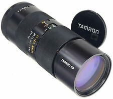 Tamron SP 70-210mm 3.5-4 Tele-Macro 1:2 Adaptall II (52A)