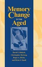 Memory Change in the Aged-ExLibrary