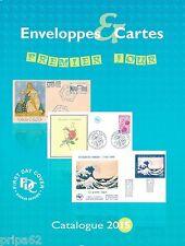 Catalogue de cotation des Enveloppes et Cartes 1er Jour FARCIGNY 2015